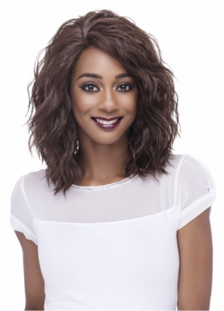 Vivica A Fox Finn Lace Front Wig Synthetic