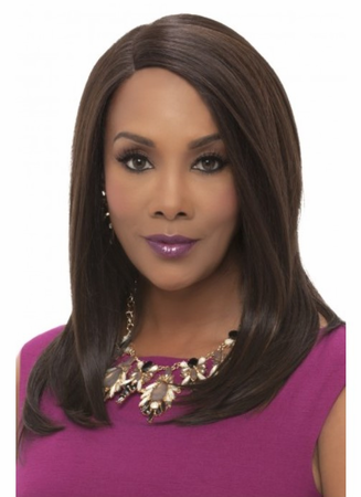 Vivica A Fox Jill Lace Front Wig Synthetic