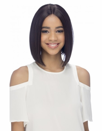 Vivica A Fox Marvin Lace Front Remi Human Hair Wig New
