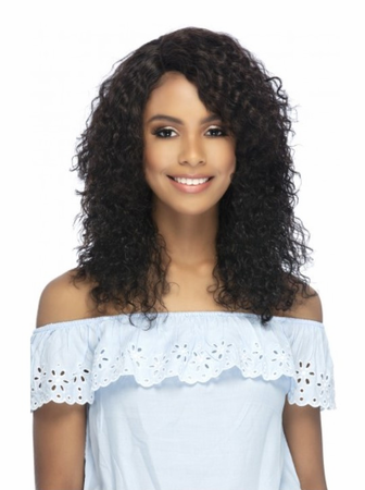 Vivica A Fox Marion Lace Front Wig Human Hair New 2019