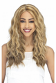 Vivica A Fox Yulia Swiss Lace Front Wig Synthetic New 2019