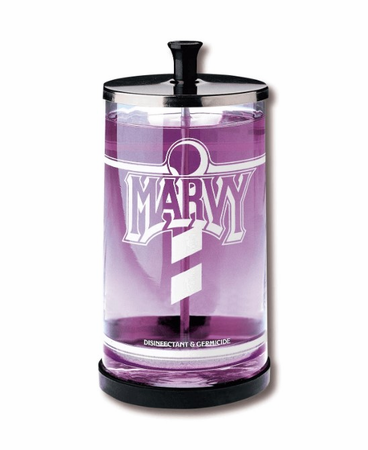 Marvy No. 6 Manicurist Disinfectant Jar 25 oz