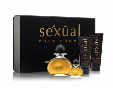 Sexual Pour Homme Fragrance By Michel Germain For Men 4 Piece Gift Set