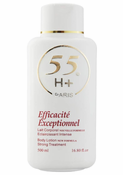 55 H+ Efficacite Exceptionnel Body Lotion 16.80 oz