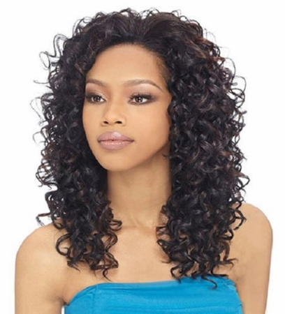 Outre Quick Weave Bella Half Wig Synthetic