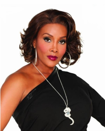Vivica A Fox Leslee Lace Front Wig Human Hair