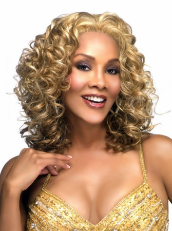 Vivica A Fox Candi Lace Front Wig Synthetic