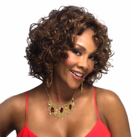 Vivica A Fox Chilli Lace Front Wig Synthetic