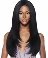 """Outre Simply Perfect 7 Natural Blow Out Straight 14""""-16""""-18"""" Human Hair New 2019"""
