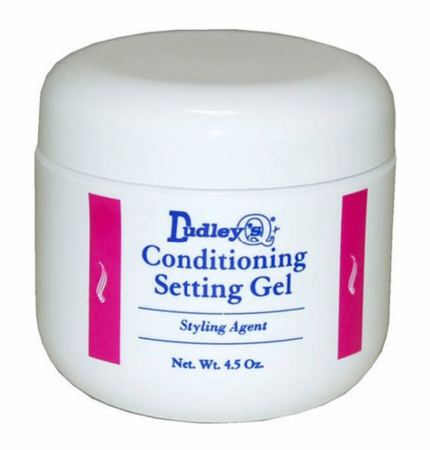 Dudley's Conditioning Setting Gel 4.5 oz