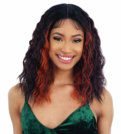 FreeTress Equal Baby Hair 103 Lace Front Wig Synthetic New 2019