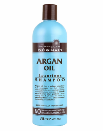 Renpure Argan Oil Luxurious Shampoo 16oz