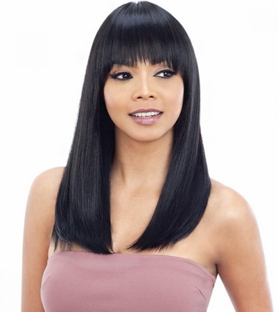 Model Model Freedom Number W02 Wig Synthetic New 2019