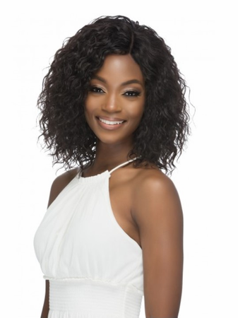 Vivica A Fox Astrid Wig Human Hair New 2019