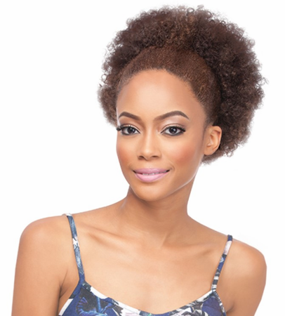 Outre Timeless Ponytail Afro Medium Synthetic