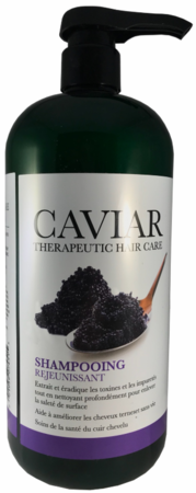 Therapeutic Hair Care by Excelsior Caviar Rejuvenating Shampoo 33.8 oz