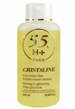55 H+ Cristaline Strong Lightening Fine Glycerin 16.8 oz