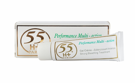 55 H+ Performance Multi-Action Strong Bleaching Treatment 1 oz