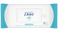 Baby Dove Rich Moisture Baby Wipes 30 count