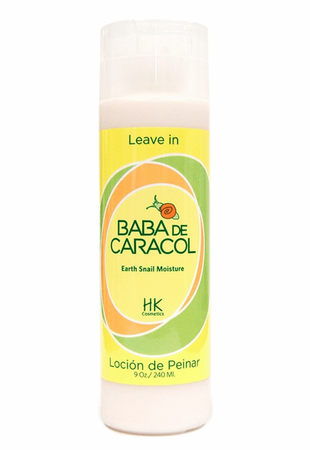 Baba De Caracol Earth Snail Leave-In Conditioner 9 oz