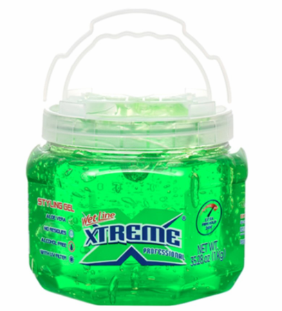 Wet Line Xtreme Green Styling Gel Extra Hold 35.28 oz