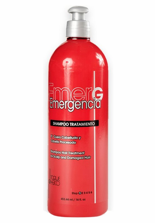 Toque Magico Emergencia Shampoo Hair Treatment 16 oz