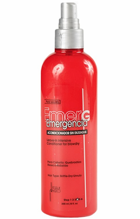 Toque Magico Emergencia Leave-in Intensive Conditioner For Blow Dry 8 oz