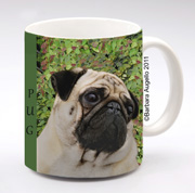 Barbara Augello 15oz Ceramic Mug