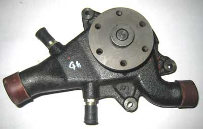 WATER PUMP FOR LATER 6525 MAHINDRA TRACTOR (006004367F91)