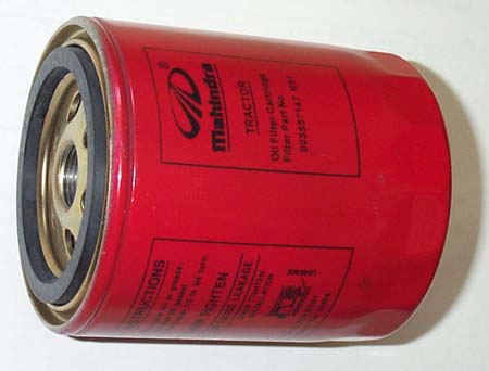 ENGINE OIL FILTER C-27 MAHINDRA TRACTOR (006017310B1)