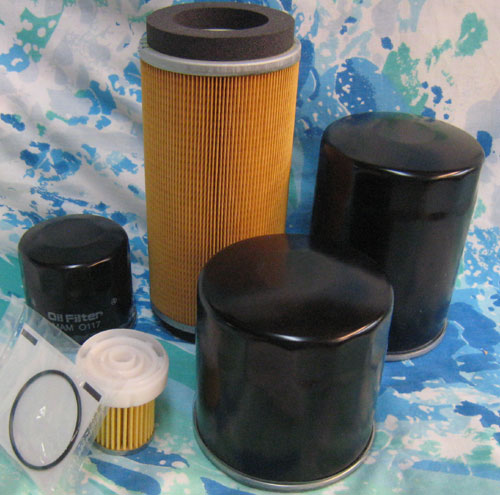 Tractor Transmission Filters : Discount service filter pack for max xl hydrostatic