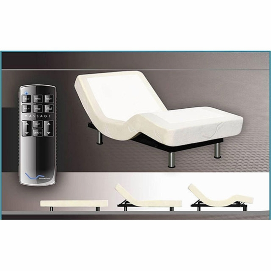 Ergomotion Adjustable Beds Reviews : Twin xl ergomotion e adjustable bed base only no