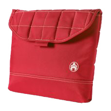 "Sumo 15"" Red Padded Laptop Computer Sleeve"