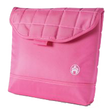 """Sumo 13"""" Pink Padded Laptop Computer Sleeve"""