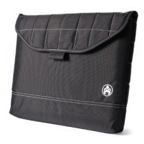"Sumo 12"" Black Padded Laptop Computer Sleeve"