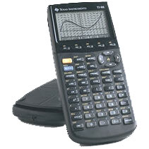 Texas Instruments TI-86 Advanced Mathematics Graphing Calculator