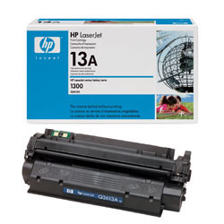 HP LaserJet 13A Laser Printer Cartridge - Black (Q2613A)