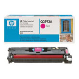 Hewlett Packard HP 2550 2800 Standard Yield Magenta Toner Cartridge (HP-Q3973A)