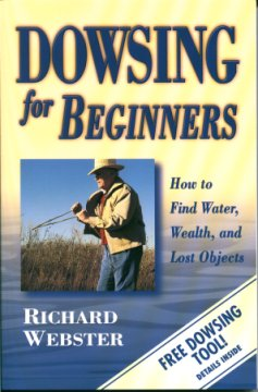 Dowsing for Beginners Book