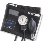 Mabis Legacy Aneroid Sphygmomanometer - Latex-Free
