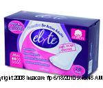 Elyte Light Cotton Incontinence Pads CMNEAI01M