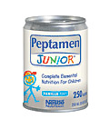 PEPTAMEN JUNIOR Pediatric Formulas NCL6253 Nestle