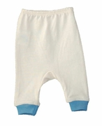 Preemie Organic Cotton Baby Pants