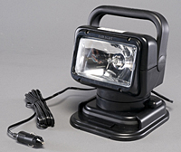 Portable SPOT Light - Wired Remote