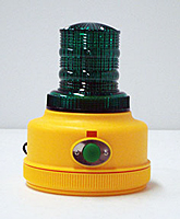 4-Function Personal Safety Light - Green