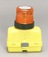 Battery Box Barricade Strobe
