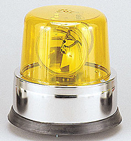 Revolving Lights - 250 Series, UL Listed - Pipe Mount