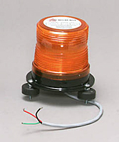 Strobe Lights - Micro-Burst Series - 3 Post Mount with Rubber Spacers