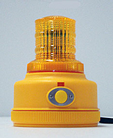 4-Function Personal Safety Light - Amber