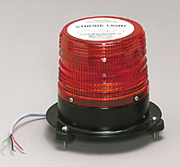 Strobe Lights - 500/550 Series - Flange Base Mount
